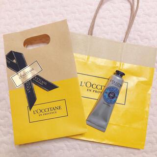 L'OCCITANE - ロクシタン シア ハンドクリーム 30ml