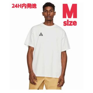 NIKE - Nike NRG ACG Logo Short-Sleeve T-Shirt M