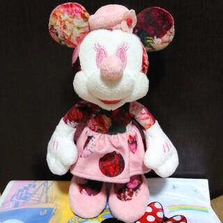 ミニーマウス(ミニーマウス)のイマジニングザマジック Imagining the Magicぬいぐるみバッジ(キャラクターグッズ)