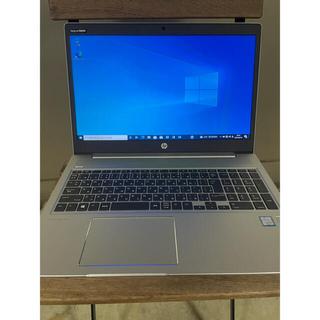ヒューレットパッカード(HP)のhpノート Probook450G6  2020年モデル(ノートPC)