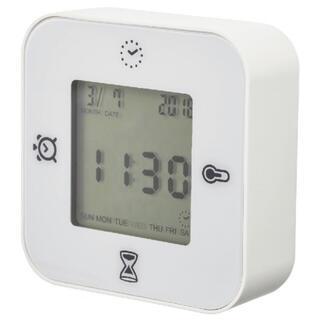 イケア(IKEA)のIKEA KLOCKIS 時計(置時計)