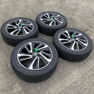 ホンダ(ホンダ)の送料込み RP3ステップワゴンスパーダ  クールスピリット タイヤホイールセット(タイヤ・ホイールセット)