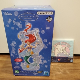 Disney - A賞&E賞 アリエルセット 新品未使用未開封