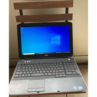 DELL - DELLノート Latitude E5530 Windows 10pro