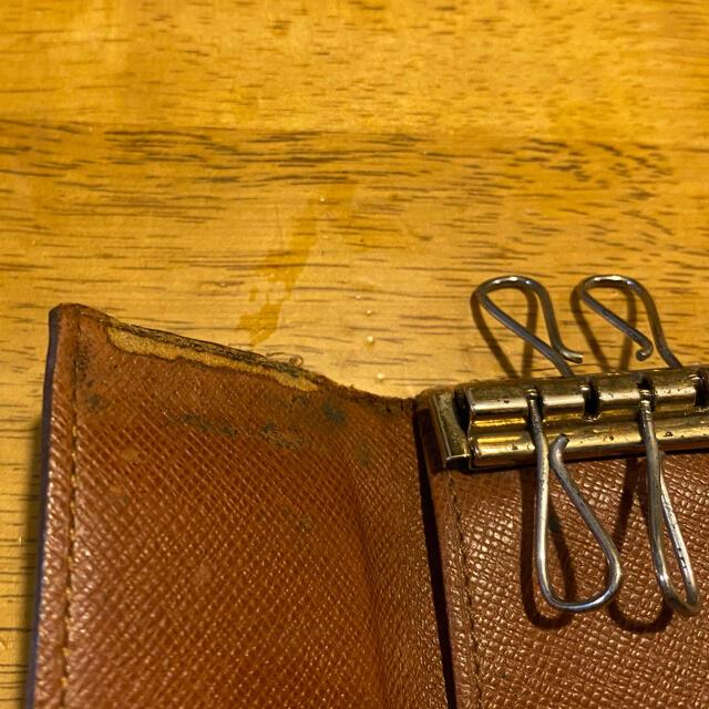 LOUIS VUITTON(ルイヴィトン)のルイヴィトン キーケース 4連 ジャンク品 レディースのファッション小物(キーケース)の商品写真