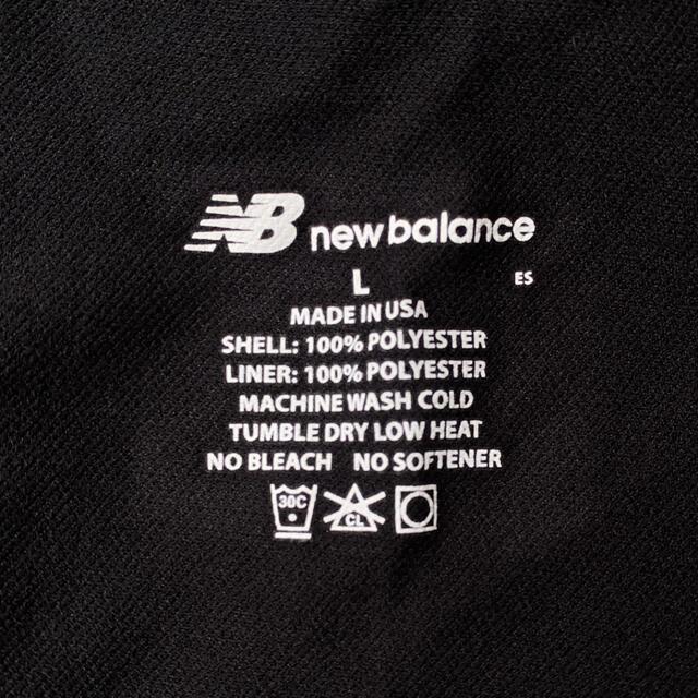 New Balance(ニューバランス)の[New Balance] U.S.NAVY トレーニングショーツ L メンズのパンツ(ショートパンツ)の商品写真