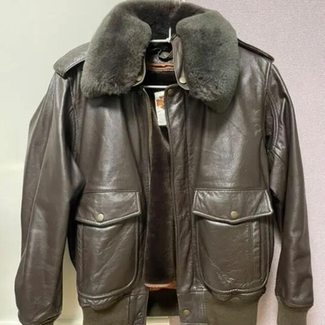 Harley Davidson(ハーレーダビッドソン)のHarley-Davidson Leather Jacket メンズのジャケット/アウター(レザージャケット)の商品写真