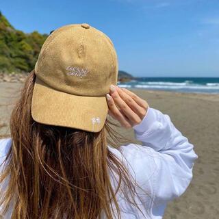アリシアスタン(ALEXIA STAM)のサーフィン女子に☆LUSSO SURF パームツリーキャップ 帽子 RVCA(キャップ)