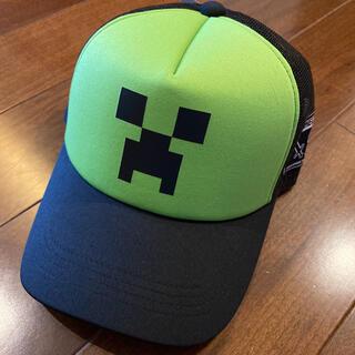 シマムラ(しまむら)のマインクラフト キャップ 帽子(帽子)