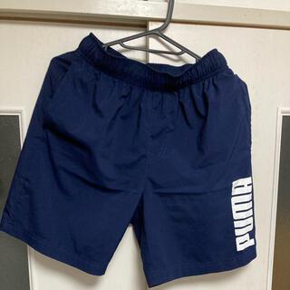 プーマ(PUMA)のPUMA トレーニングウェア 青 半ズボン(ウェア)