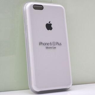 アップル(Apple)のiPhone 6sPlus/6Plus 用 Apple純正 シリコンケース 白(iPhoneケース)