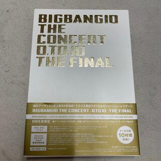 ビッグバン(BIGBANG)のBIGBANG10 THE CONCERT : 0.TO.10 【値下げ可能】(K-POP/アジア)