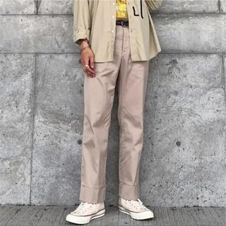 Gucci - GUCCI スラックスストレートパンツ