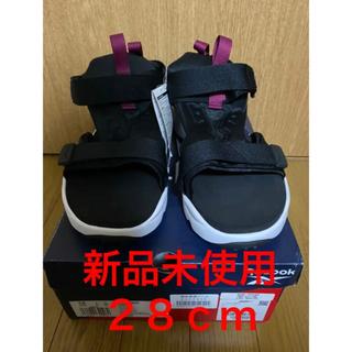 リーボック(Reebok)の【新品未使用】Reebok FURYLITE SANDAL ブラック 28cm(サンダル)