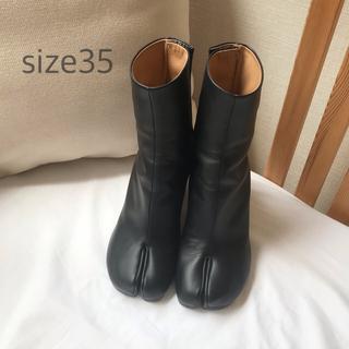 マルタンマルジェラ(Maison Martin Margiela)のMaison Margiela マルジェラ足袋ブーツ size35(ブーツ)