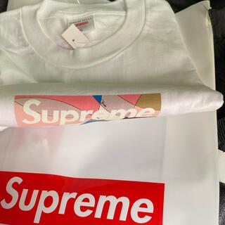 Supreme - Supreme / Emilio Pucci® Box Logo Tee