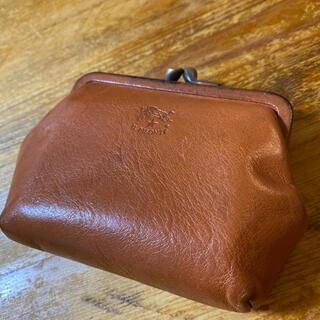 IL BISONTE - イルビゾンテ がま口 財布
