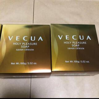 ベキュア(VECUA)の新品未使用 【2個セット】VECUA(ベキュア)ホーリープレジャーソープ(洗顔料)