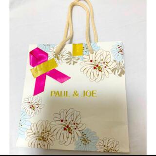 ポールアンドジョー(PAUL & JOE)のPAUL&JOE リボン付き ショップ袋 🎀(ショップ袋)