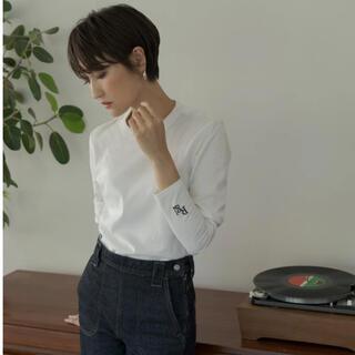 デミルクスビームス(Demi-Luxe BEAMS)のregleam RgLロゴ ロングTシャツ LOGO LONG TEE(Tシャツ(長袖/七分))