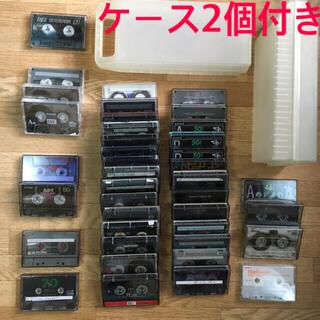 MUJI (無印良品) - 中古 カセットテープ 無印良品 120分 90分 80分 74分 70分 60分