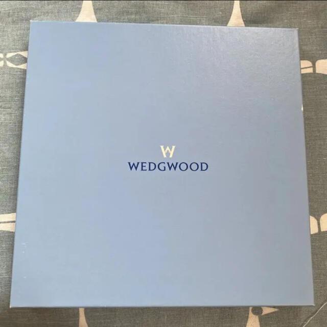 WEDGWOOD(ウェッジウッド)の★新品未使用★WEDGWOOD  ハンカチ 2枚セット レディースのファッション小物(ハンカチ)の商品写真