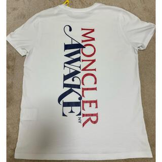 モンクレール(MONCLER)のモンクレール  awake tee(Tシャツ/カットソー(半袖/袖なし))