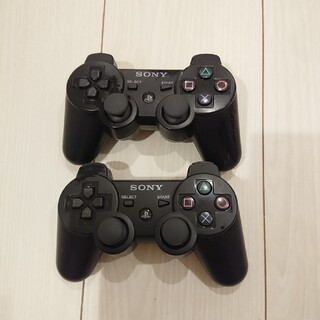 PlayStation3 - 美品☆ps3 純正コントローラー 動作OK。アルコール除菌済み。