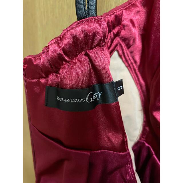 ROBE(ローブ)のROBE de FLEURS Glossy ローブドフルール グロッシー ドレス レディースのフォーマル/ドレス(ナイトドレス)の商品写真
