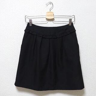 ロペピクニック(Rope' Picnic)のRope Picnic ロペピクニック スカート ミニスカート ブラック 黒(ミニスカート)