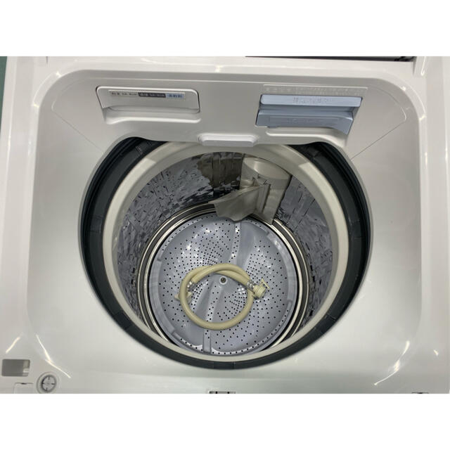 SHARP(シャープ)のシャープ洗濯機 乾燥付き 2016年製 洗濯9.0kg 乾燥4.5kg スマホ/家電/カメラの生活家電(洗濯機)の商品写真