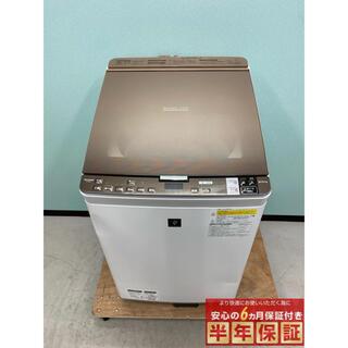 SHARP - シャープ洗濯機 乾燥付き 2016年製 洗濯9.0kg 乾燥4.5kg