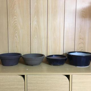 C 山野草鉢 植木鉢 盆栽鉢 鉢植え まとめ売り(プランター)