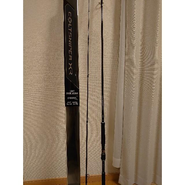 SHIMANO(シマノ)のシマノ コルトスナイパーXR S100ML 値引き交渉歓迎です スポーツ/アウトドアのフィッシング(ロッド)の商品写真