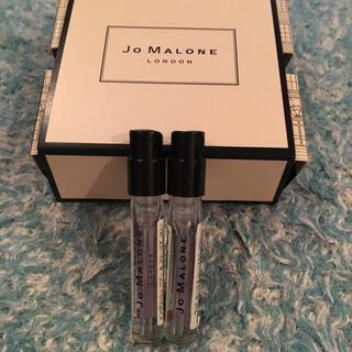 ジョーマローン(Jo Malone)のジョーマローン   香水 サンプル  新品 2本セット(香水(女性用))