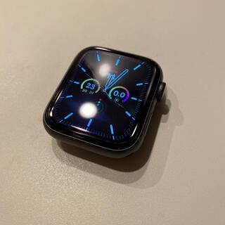 Apple - Apple Watch  4 44mm バッテリー100% ナイロンループバンド