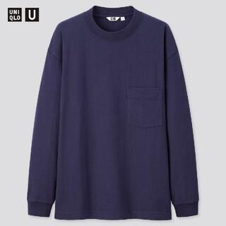 ユニクロ(UNIQLO)のUNIQLO ユニクロ クルーネックT 2枚セット(Tシャツ/カットソー(七分/長袖))