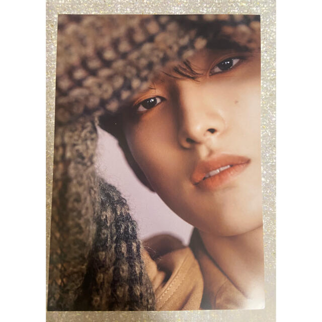 SEVENTEEN(セブンティーン)のドギョム cancam  6月号 エンタメ/ホビーのタレントグッズ(アイドルグッズ)の商品写真