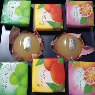 源吉兆庵 しゃーべっと詰合せ (菓子/デザート)
