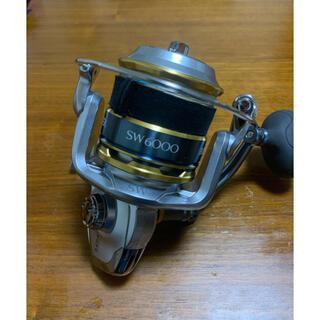 シマノ(SHIMANO)のバイオマスターsw 6000XG(リール)