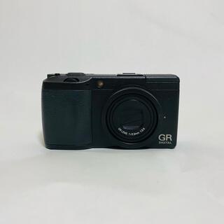 リコー(RICOH)のRICOH GR DIGITAL II (リコー GR デジタル2)おまけ付き(コンパクトデジタルカメラ)