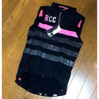 新品 RCC プロチーム インシュレーテッド ジレ XSサイズ