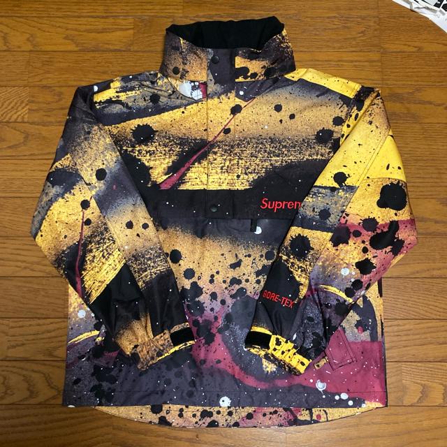 Supreme(シュプリーム)のsupreme gore-tex anorak メンズのジャケット/アウター(ナイロンジャケット)の商品写真