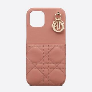 Christian Dior - LADY DIOR iPhone12&12Pro ケース ダークヌード