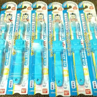 バンダイ(BANDAI)のバンダイ きかんしゃトーマス 歯ブラシ×6本固さ普通(歯ブラシ/歯みがき用品)