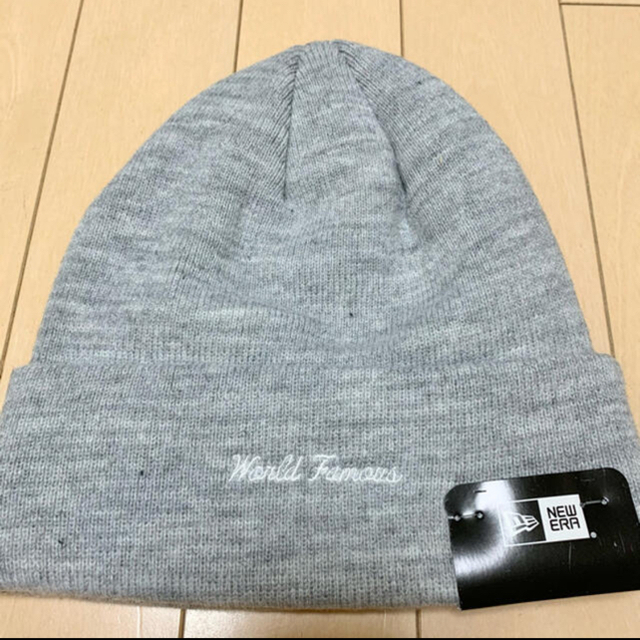 Supreme(シュプリーム)の新品 Supreme New Era Box Logo Beanie ビーニー メンズの帽子(ニット帽/ビーニー)の商品写真