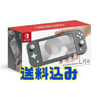 Nintendo Switch - Switchlite グレー 本体