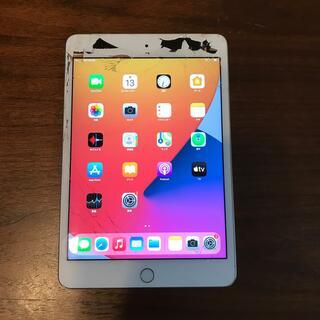 アップル(Apple)の【ジャンク】iPad mini4 第4世代 液晶パネル⑥(タブレット)