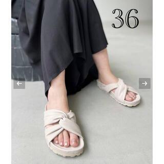 L'Appartement DEUXIEME CLASSE - アパルトモン 【PLAKTON/プラクトン】Comfort SANDAL36