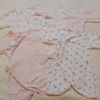 アカチャンホンポ(アカチャンホンポ)の新生児 赤ちゃん 肌着 11枚セット コンビ肌着 短肌着(肌着/下着)
